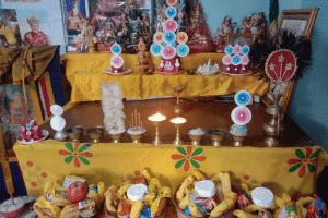 Offering-Monrang-Monastery
